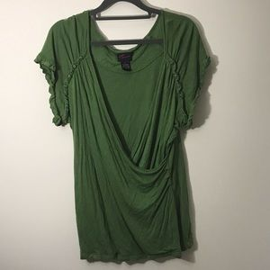 Green Torrid Top